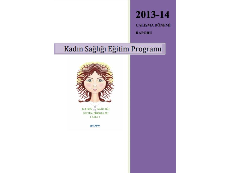 KSEP Çalışma Raporu _ 2013 – 2014